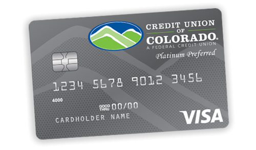 Credit Union of Colorado Credit Card